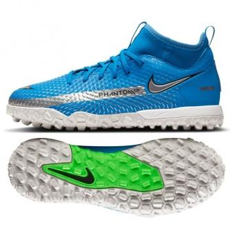 Buty Nike JR Phantom GT Academy DF TF CW6695 400