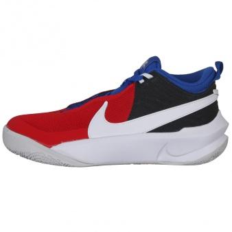 Buty Nike Team Hustle D 10 Big Kids' Basketball Shoe CW6735 005