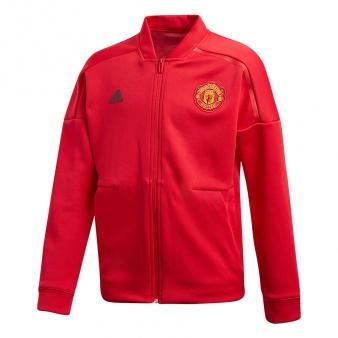 Bluza adidas Manchester United ZNE H JKTY CW7669