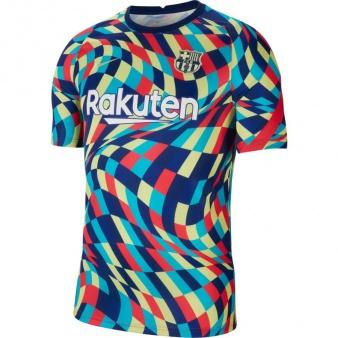 Koszulka piłkarska Nike FC Barcelona CW7750 492