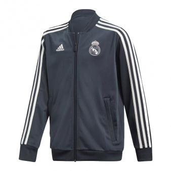 Bluza adidas Real Madryt JKT Y CW8635