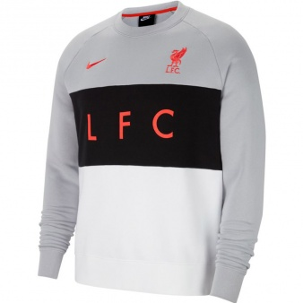 Bluza Nike Liverpool Air Crew FLC CZ3424 012