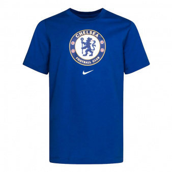 Koszulka Nike Chelsea FC Big Kids' Soccer T-Shirt CZ5810 480