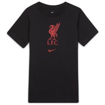 Koszulka Nike Liverpool FC Big Kids' Soccer T-Shirt CZ8249 010