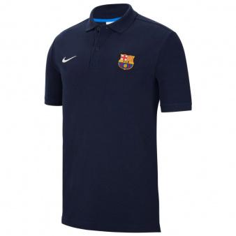 Koszulka Nike FC Barcelona Men's Polo DB4562 451