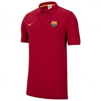 Koszulka Nike FC Barcelona Men's Polo DB4562 620