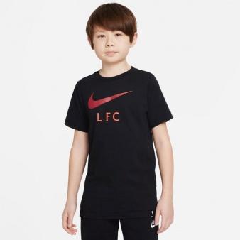 Koszulka Nike Liverpool FC Big Kids' Soccer T-Shirt DB4816 010