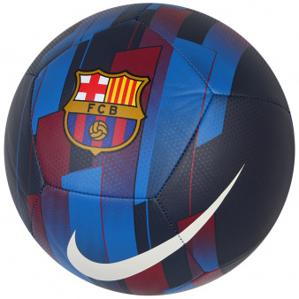 Piłka Nike FC Barcelona Pitch DC2237 451