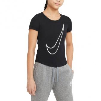 Koszulka Nike Sportswear Big Kids' T-Shirt DC7057 010