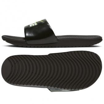 Klapki Nike Kawa Little/Big Kids' Slide DD3242 001