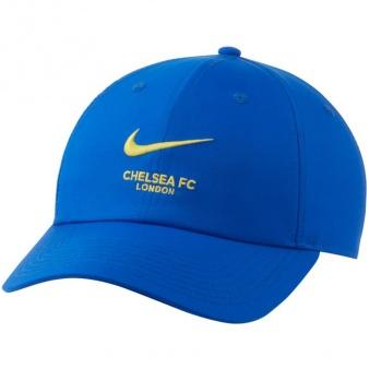 Czapka Nike Chelsea FC Heritage86 Hat DH2369 408