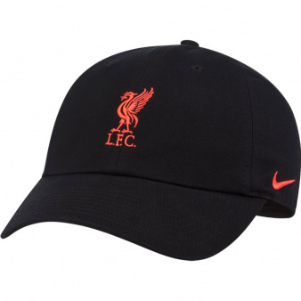 Czapka Nike Liverpool FC Heritage86 Hat DH2392 010