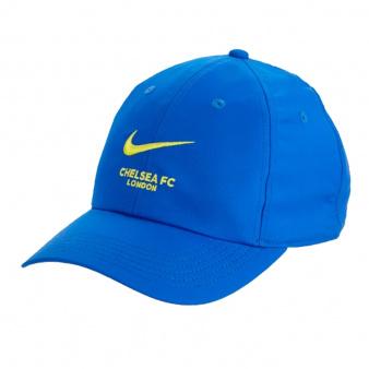 Czapka Nike Chelsea FC Heritage86  Kids' Hat DH2403 408