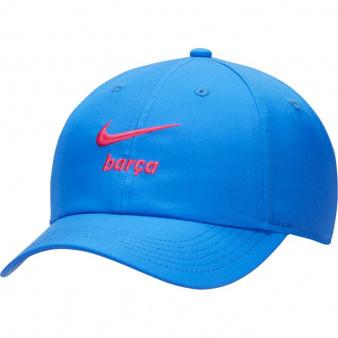 Czapka Nike FC Barcelona Heritage86 DH2407 405