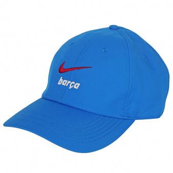 Czapka Nike FC Barcelona Heritage86 Kids' Hat DH2407 427