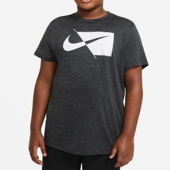 Koszulka Nike Core Big Kids' (Boys') Short-Sleeve Training Top (Extended Size) DH3060 010