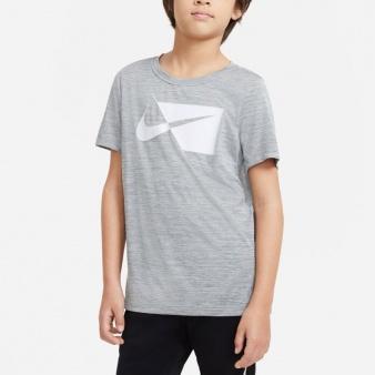 Koszulka Nike Core Big Kids' (Boys') Short-Sleeve Training Top (Extended Size) DH3060-084