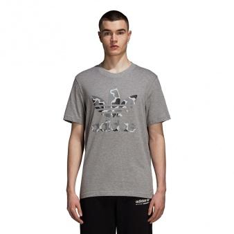 T-Shirt adidas  Originals Camo Trefoil DH4766