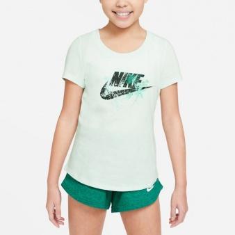Koszulka Nike Sportswear Big Kids' (Girls) T-Shirt DH5865 394