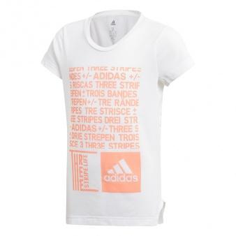 Koszulka adidas YG TR Graph Tee DJ1061