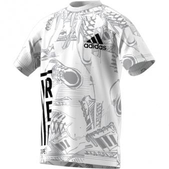 Koszulka adidas YB ID Print Tee DJ1441