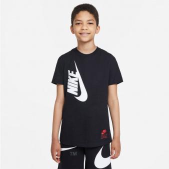 Koszulka Nike Sportswear Big Kids' (Boys') T-Shirt DJ6612 010