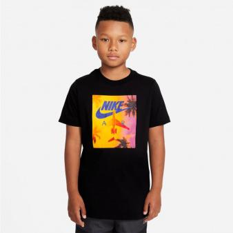 Koszulka Nike Sportswear Big Kids' (Boys') T-Shirt DJ6615 010