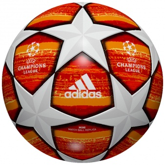 Piłka adidas Finale M Mini DN8684