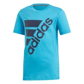 Koszulka adidas YB MH BOS T2 DV0794