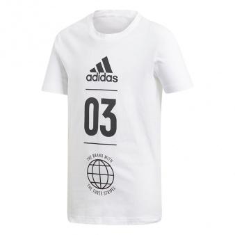 Koszulka adidas YB SID Tee DV1704