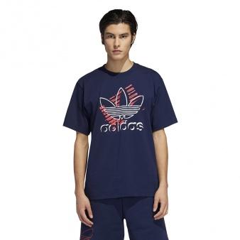 Koszulka adidas Originals Treofil Art Tee DV3281