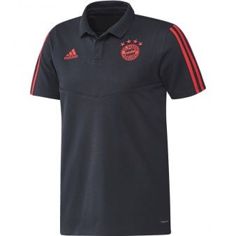 Koszulka Polo adidas  FC Bayern DX9197