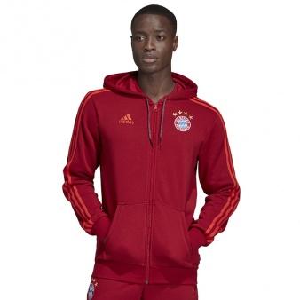 Bluza adidas FC Bayern FZ HD DX9227