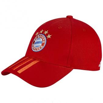 Czapka adidas FC Bayern 3S Cap DY7677