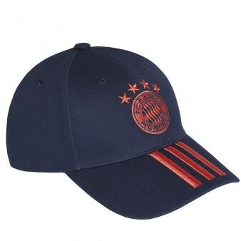 Czapka adidas FC Bayern 3S Cap DZ9433