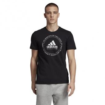 Koszulka adidas MH Emblem Tee ED7273