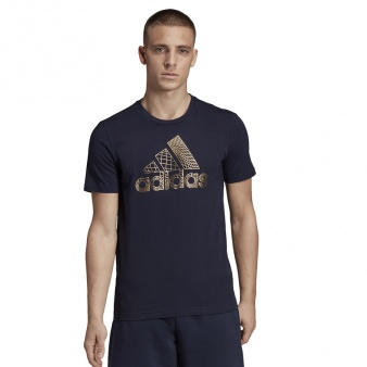 Koszulka adidas MH BOS Foil Tee ED7278
