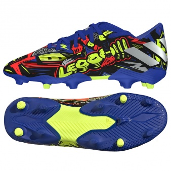 Buty adidas Nemeziz Messi 19.3 FG J EH0599