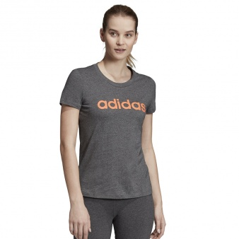 Koszulka adidas W E LIN Slim Tee Ei0696