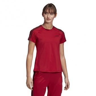 Koszulka adidas W D2D 3S Tee EI4835