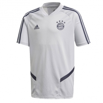 Koszulka adidas FC Bayern TR JSY Y EJ0958