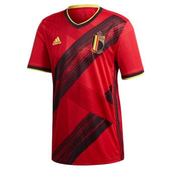 Koszulka adidas Belgium Home JSY EJ8546