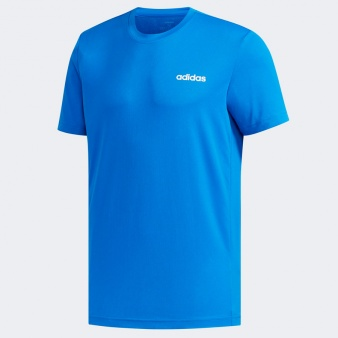 Koszulka adidas M D2M PL Tee FL0291