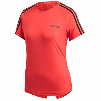Koszulka adidas W D2M 3S Tee FL9223