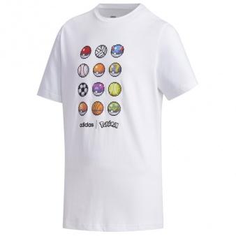 Koszulka adidas YB FM0667