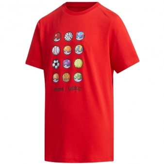 Koszulka adidas YB PKM Tee FM0668