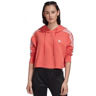 Bluza adidas Originals Cropped Hoodie FM3274