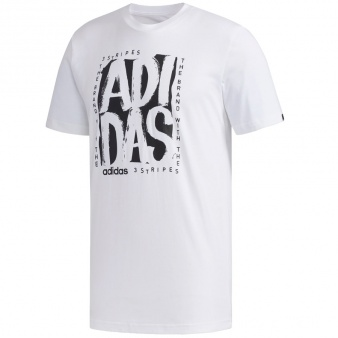 Koszulka adidas M STMP Tee FM6243