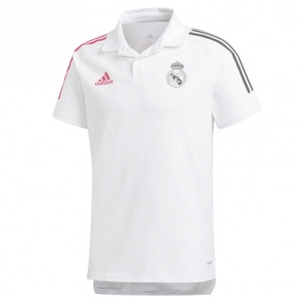 Koszulka Polo adidas Real Madryt FQ7858