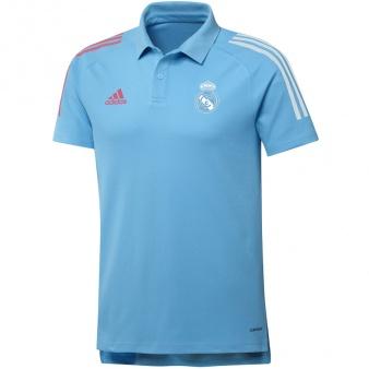 Koszulka Polo adidas Real Madryt FQ7859